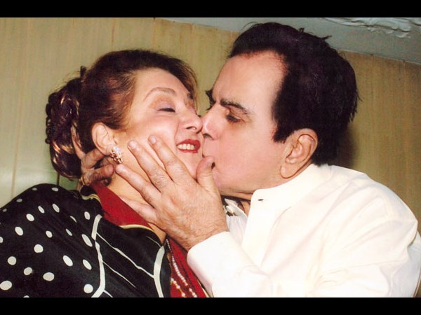 Rare-Unseen Pictures Of Superstar Dilip Kumar And Wife ...