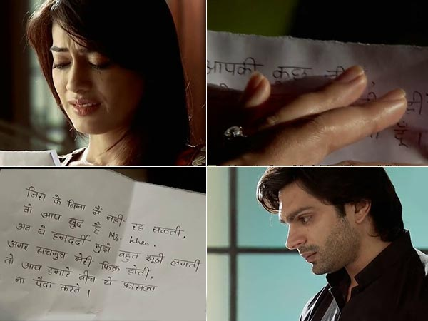 Zoya Too Sends A Letter