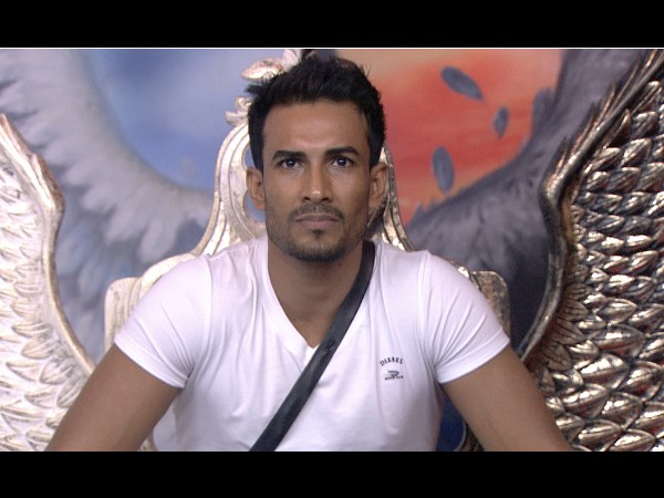 Asif In The Confession Room