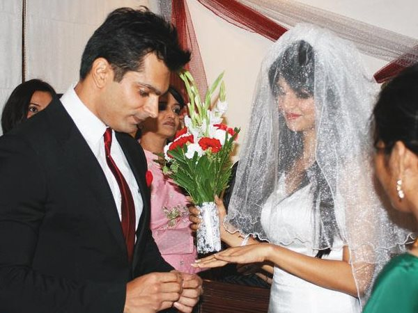 Karan Married To Jennifer