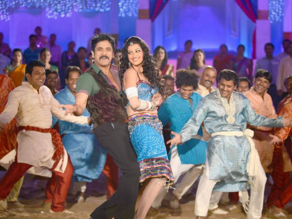 A Song With PK/Nagarjuna Is Truly A Blessing