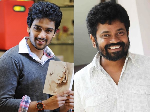 Sukumar Signs Sumanth Ashwin