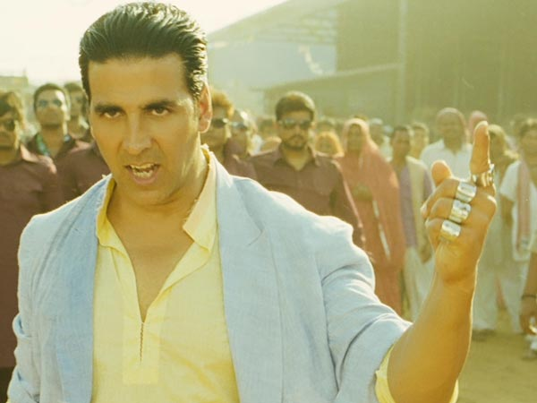 Akshay In Boss