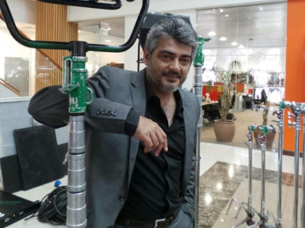 Ajith, The King of Box Office