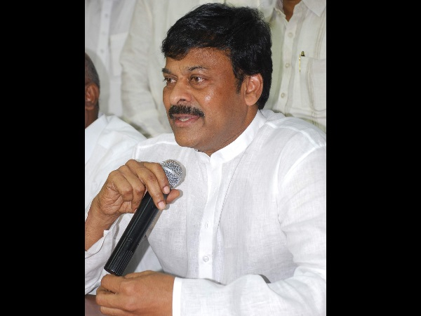 Chiru's Failure To Be A Leader