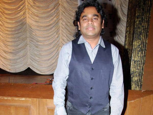 I Know Only My Work And God: Rahman