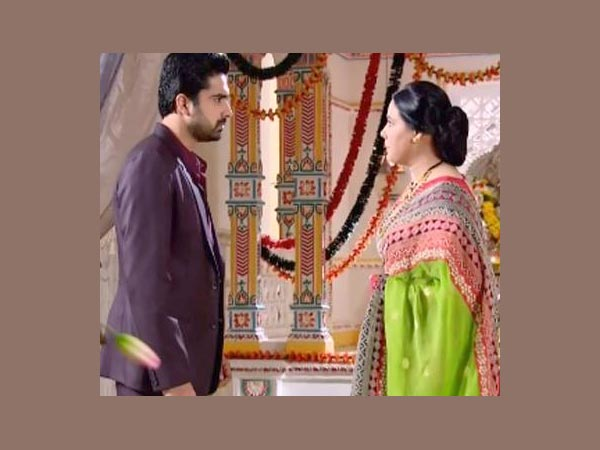Shlok Has An Argument With Anjali Over Aastha