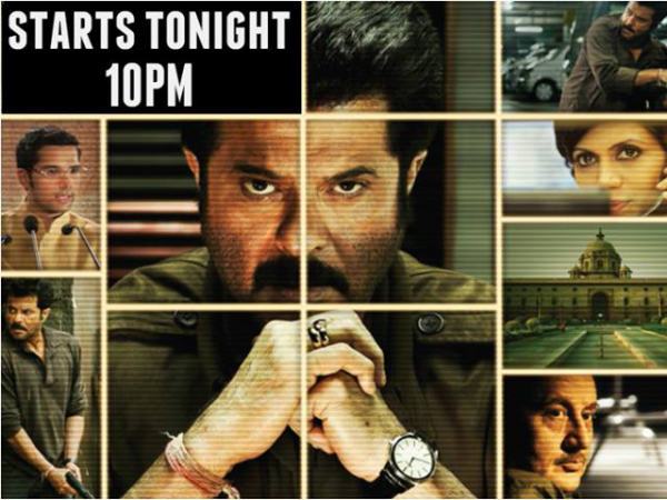24's Jai Singh Rathod Coming To Our Homes At 10PM!