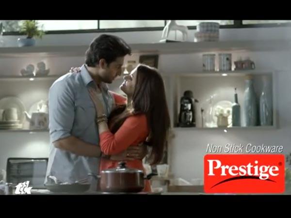 Watch Aishwarya Rai Bachchan S Prestige Ad With Hubby