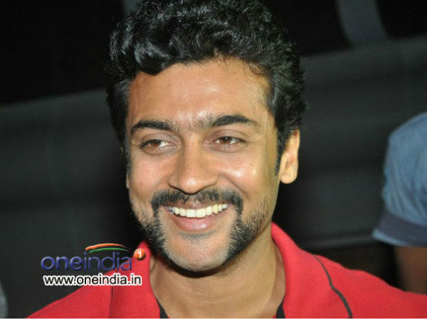 Santhosh Sivan Signed For Surya's Next