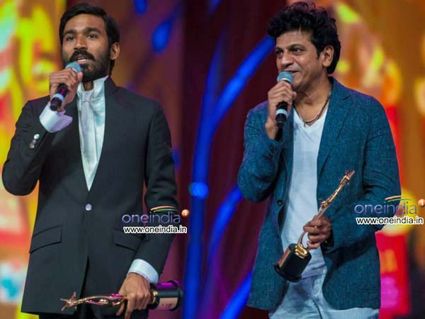 Dhanush And Shivaraj Kumar