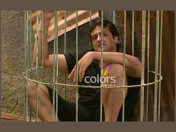 Armaan In Cage