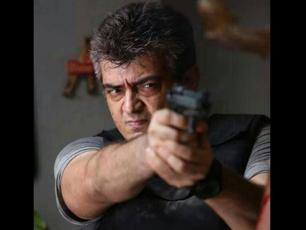 Ajith Played Cop's Role Thrice Before