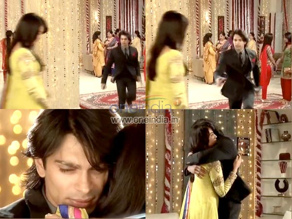Asad Hugs Zoya In Front Of Everyone