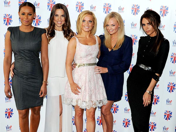 Spice Girls - Most Successful British Band Since The Beatles