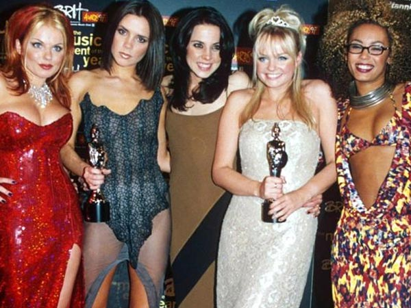 Spice Girls Aimed At Young Girls