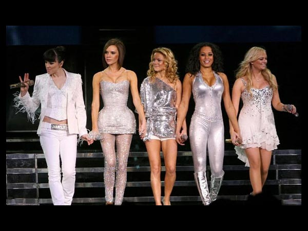 Spice Girls Become Media's Favourite