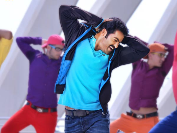 Junior NTR's Performance In RV