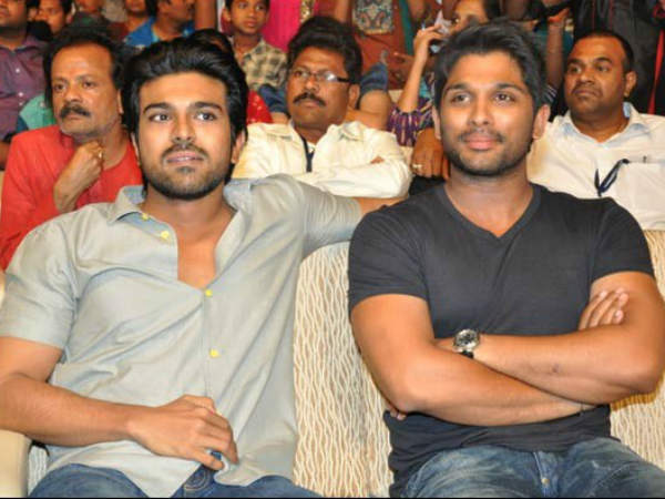 Cherry And Bunny In Yevadu