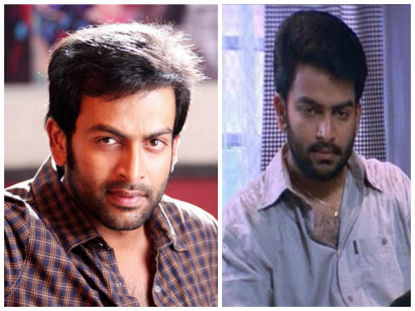 Why Prithviraj Was Asked to Wear A Beard?