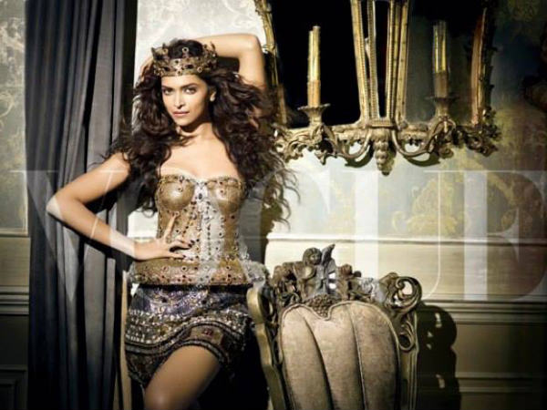 Deepika Padukone Shoots Her Portion In 48 Hours