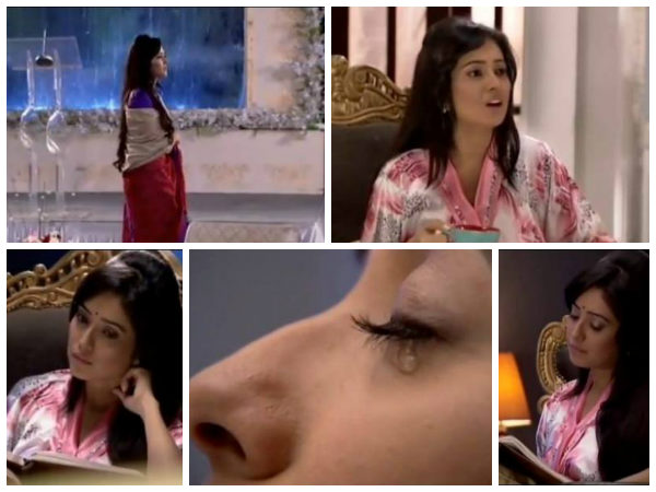 Purvi Upset; Seperated From Arjun