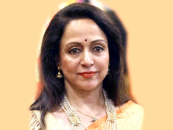 Hema Malini Talks About Being A Dancer