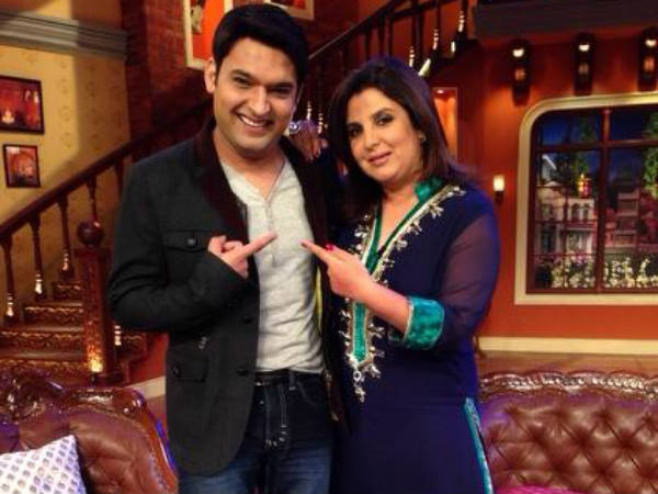 Farah And Kapil