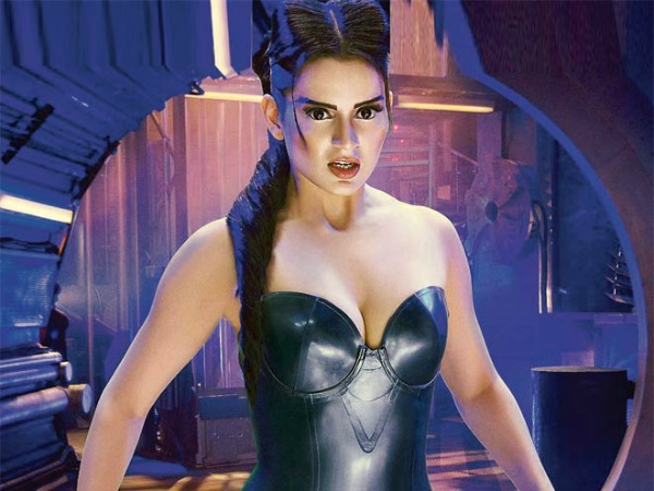 Kangna: I'm Not The Second Heroine
