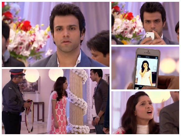 Arjun Stunned To See Ankita