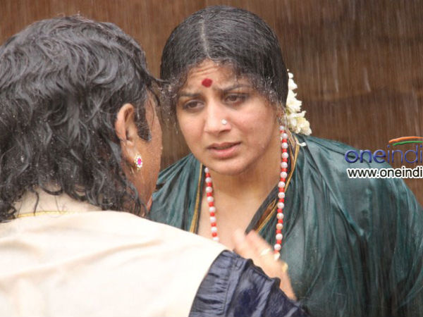 Pooja Gandhi In Thippajji Circle