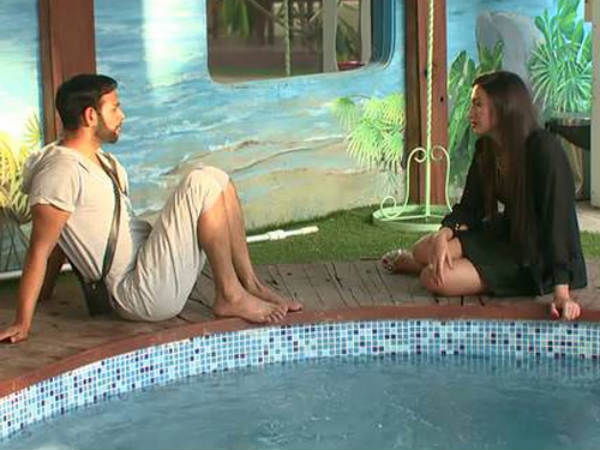 Andy Talks To Gauhar