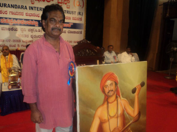 Raj Bahadur Encouraged Rajinikanth