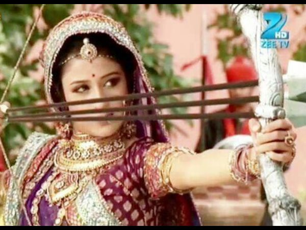Jodha Hits The Mark