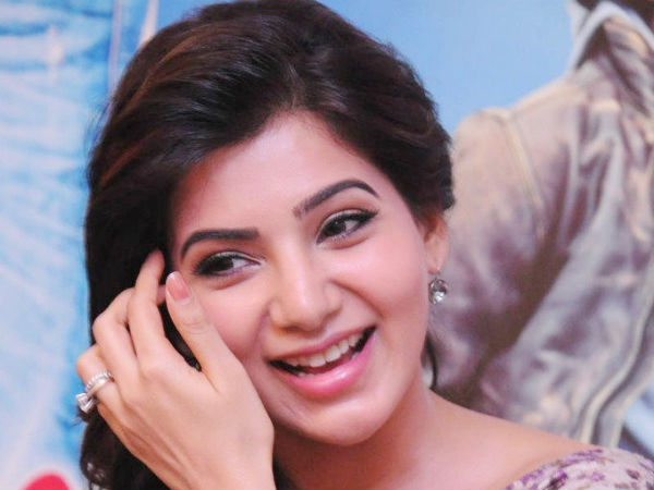 Siddharth Presents A Glittering Ring To Samantha Filmibeat