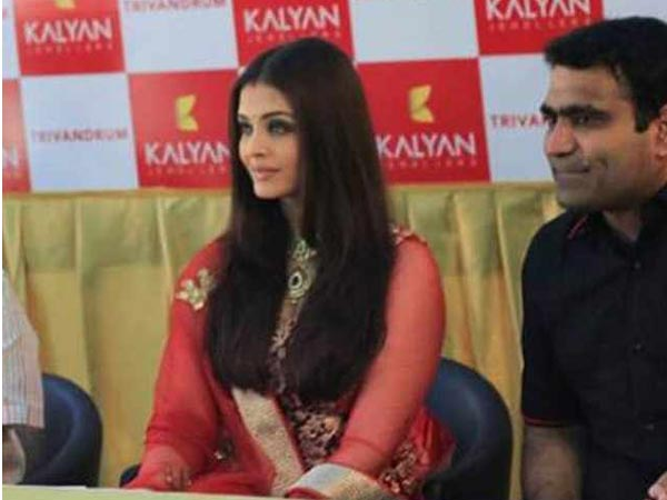 Aish At The Press Meet