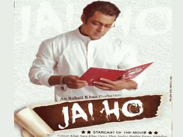 Jai Ho First Look?