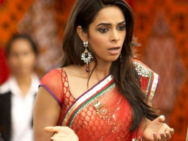 Will Mallika Sherawat Cussed At Scene Be Aired?
