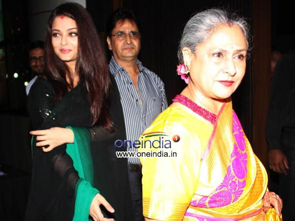 Aishwarya And Jaya