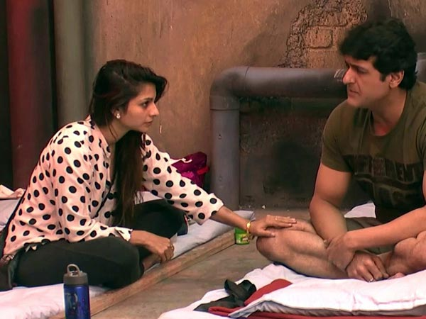 Tanisha-Armaan Bond In Bigg Boss 7