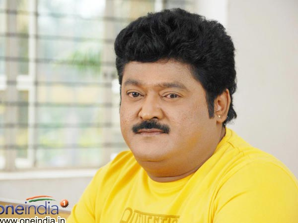 Jaggesh Is Still An Actor