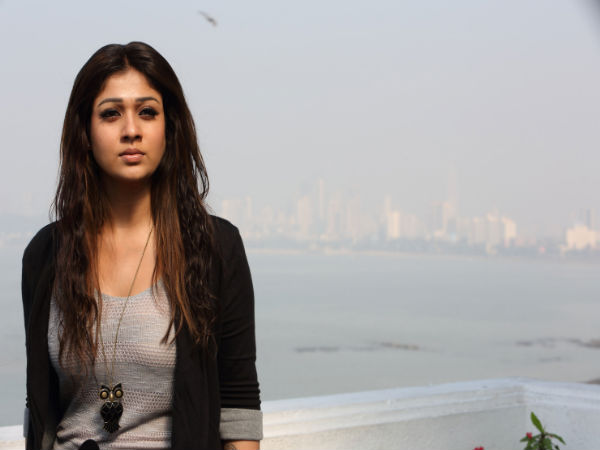 Nayan Romances Ajith