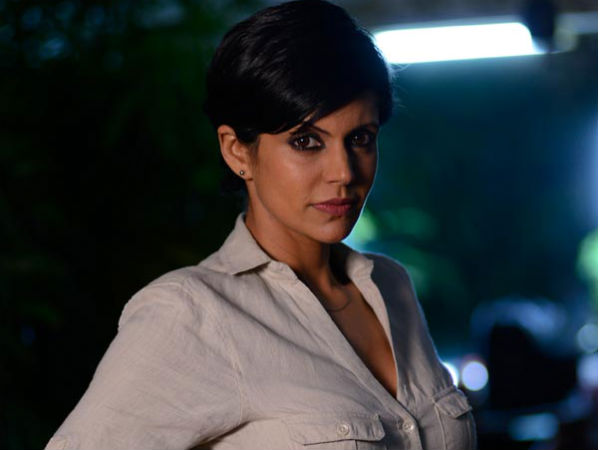 Mandira Loves Her Role In 24!