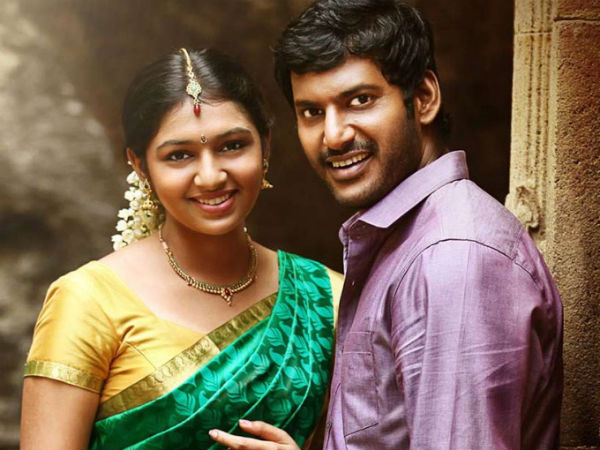 Vishal Wins The Battle For Pandianadu