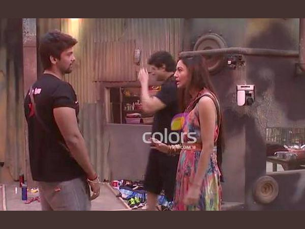 Gauhar-Kushal - Love Birds
