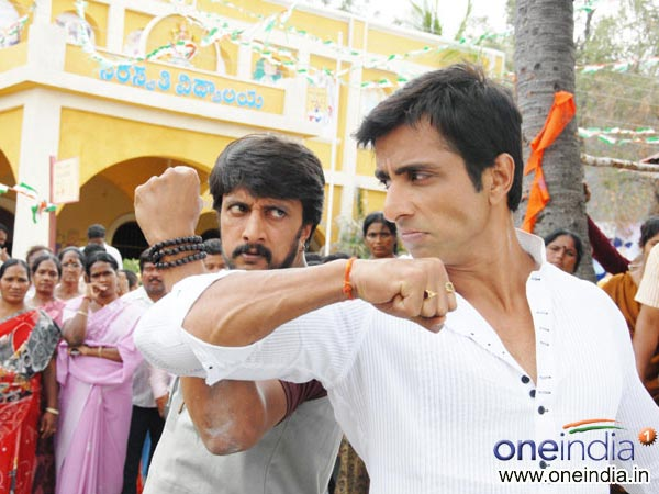 Sonu Sood As Aadhishesha