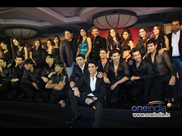 Nach Baliye Contestants Pose