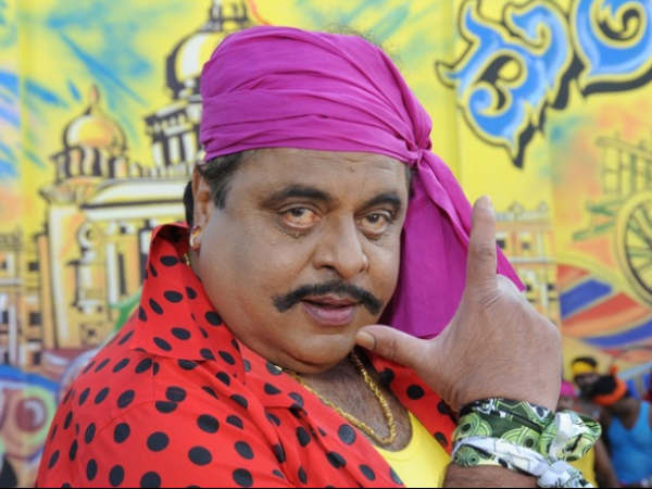 Ambareesh Is 'Ajathashathru'