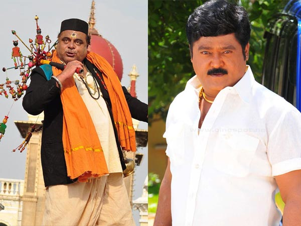 Jaggesh Had Targetted On Ambareesh