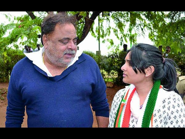 Ambareesh And Ramya